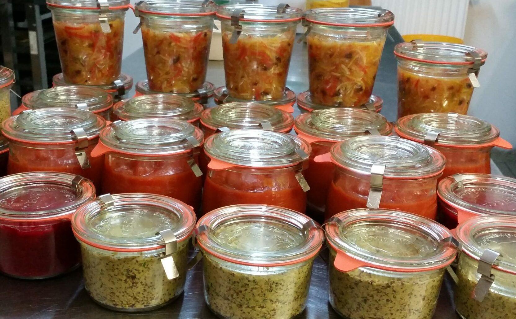 Read more about the article Gemüse natürlich fermentieren – Aufbaukurs in Stephanskirchen