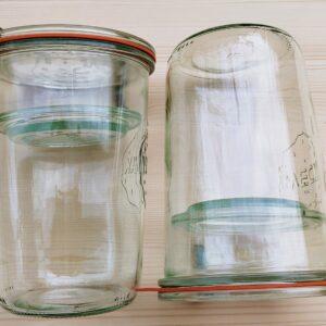 Fermentier Glas-Set