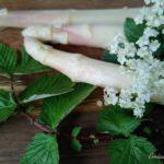 Frühlingsfrisches Ferment: weißer Spargel