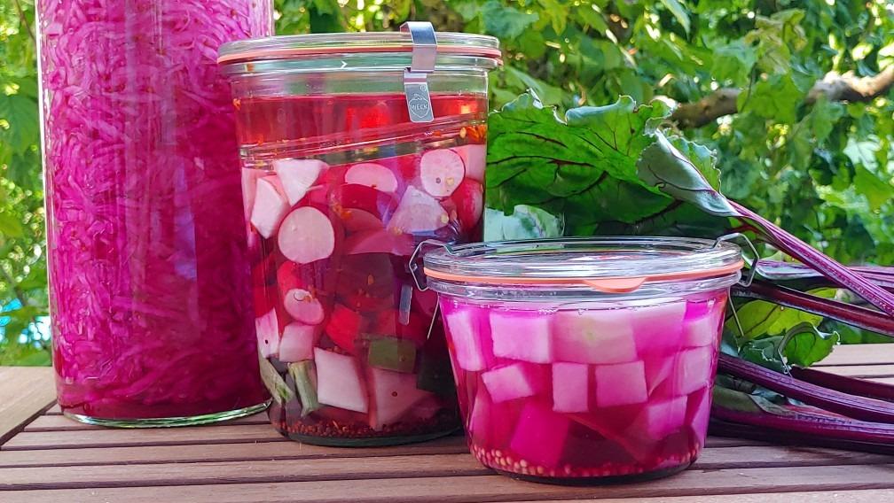 Read more about the article Gemüse natürlich fermentieren – Basiskurs in Holzkirchen